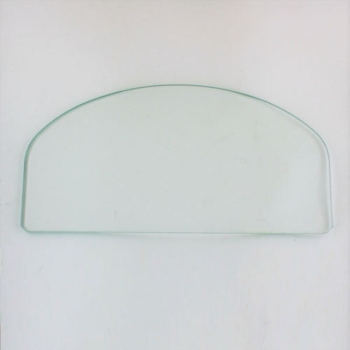 Aeroscreen - glass only (rounded type)