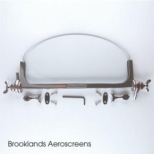 Brooklands aeroscreens